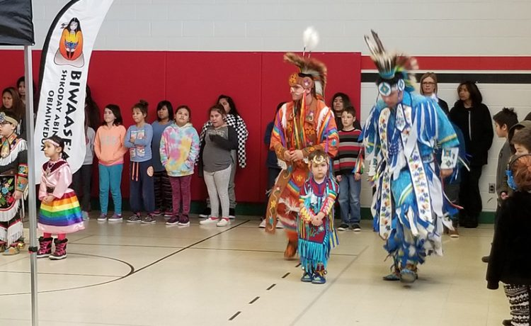 Our Lady of Charity Pow Wow