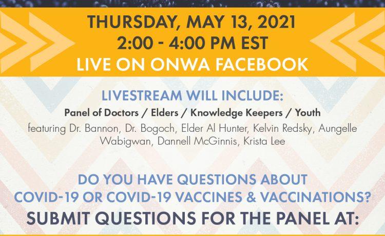 Urban Indigenous Vaccination Q&A Panel